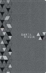 Santa Biblia NTV, Edicion ziper, Gris suave (SentiPiel) (NTV Holy Bible, Zipper Edition--soft leather-look, smooth gray)