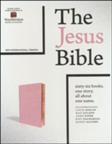 The Jesus Bible, NIV Edition, Pink