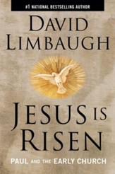 Jesus Is Risen: Paul and the Early Church - unabridged audiobook on MP3-CD