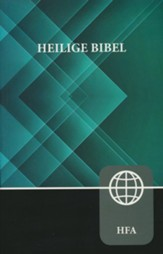 Hoffnung fur Alle: German Outreach Bible, softcover