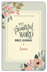 James, NIV Beautiful Word Bible  Journal, Comfort Print