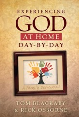 Experiencing God at Home Day by Day: A Family Devotional - eBook