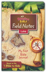 NIV Adventure Bible Field Notes: My First Bible Journal, Luke