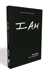 NIV I Am New Testament, softcover
