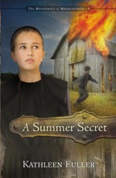 A Summer Secret - eBook
