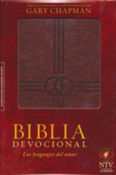 NTV Biblia devocional los lenguajes del amor, NTV The Love Languages Devotional Bible