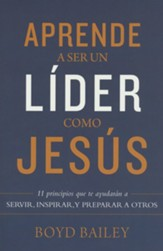 Aprende a ser un líder como Jesús (Learning to Lead Like Jesus)