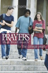 Prayers That Avail Much for the College Years - eBook