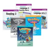 Abeka Grade 3 Language Arts Parent Kit (New Edition)