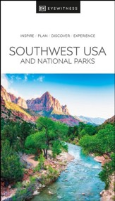DK Eyewitness Southwest USA and National Parks