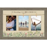 All Things Through Christ Photo Frame