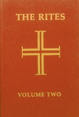 Rites of the Catholic Church Volume 2