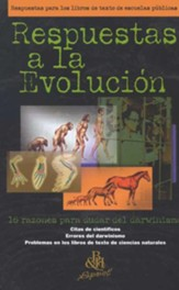 Coleccion Temas de Fe: Respuesta a la Evolucion (Answers to Evolution)