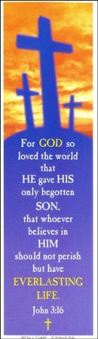 For God Everlasting Life; Package of 10