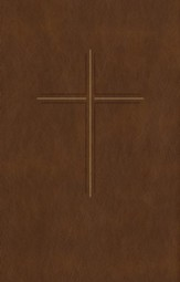 The Message Devotional Bible LeatherLike, Brown
