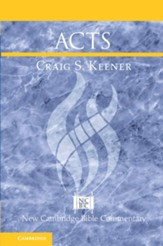 Acts: New Cambridge Bible Commentary