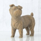 Willow Tree, Love My Dog, Standing Figurine