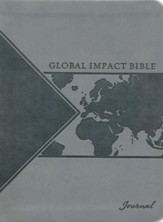 Global Impact Bible Journal