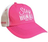 Stay Humble Cap