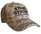 Stand Strong, Put on the Armor of God Cap, Camouflage