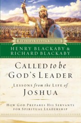 Called to Be God's Leader: How God Prepares His Servants for Spiritual Leadership - eBook