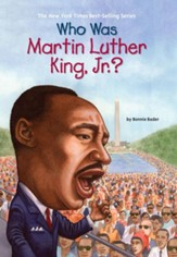 Who Was Martin Luther King, Jr.? - eBook