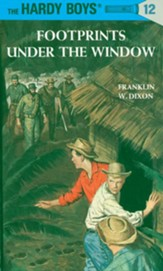 Hardy Boys 12: Footprints Under the Window: Footprints Under the Window - eBook