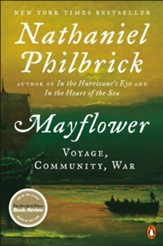 Mayflower: A Story of Courage, Community, and War - eBook