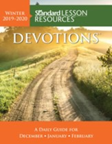 Standard Lesson Resources: Devotions ®, Winter 2019-20