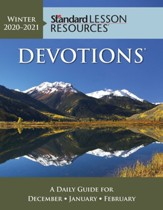 Standard Lesson Resources: Devotions ® Winter 20-21