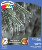 HeartShaper: Preschool - Kindergarten Heart Tugs (pkg. of 5), Winter 2019-20