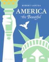 America the Beautiful: A Classic Collectible Pop-Up