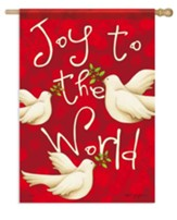 Joy To The World (doves), Large Flag