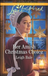 Her Amish Christmas Choice