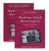Making Math Meaningful Level 2