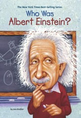 Who Was Albert Einstein? - eBook