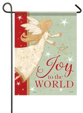 Joy To the World, Angel, Flag, Small