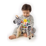 Safari Zebra Toy