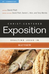 Exalting Jesus in Matthew - eBook
