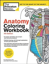 Anatomy Coloring Workbook, Fourth Edition  - Slightly Imperfect