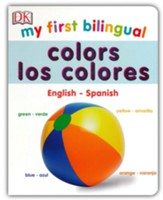 My First Colors (Bilingual Edition)