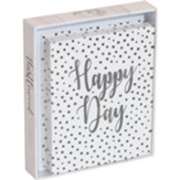 Happy Day Cards, Box of 12