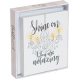 Shine On You Are Amazing Cards, Box of 12