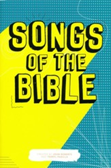 Songs of the Bible, Choral Book
