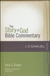 1 & 2 Samuel: The Story of God Bible Commentary - Slightly Imperfect