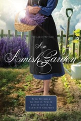 An Amish Garden - eBook