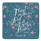 Trust in the Lord Coasters, Set of 2