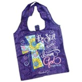 Be Still and Know Reusable Shopping Bag