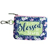 Too Blessed Coin Purse