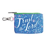 Trust in the Lord Coin Purse
